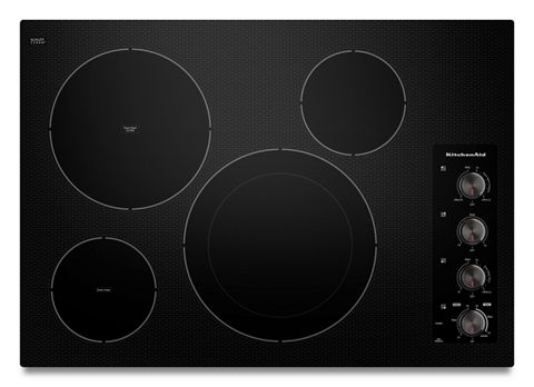 Awesome Black 30 Inch 4 Element Electric Cooktop Architect Series Download Free Architecture Designs Xoliawazosbritishbridgeorg