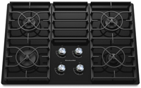 30-Inch 4-Burner Gas Cooktop, Architect® Series II