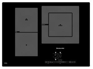 INDUCTION HOB 70CM 3 ZONE - KHIP3 70510