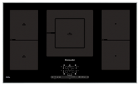 INDUCTION HOB 90CM 5 ZONE - KHIP5 90510