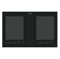 INDUCTION WITH DOWNDRAFT 90CM