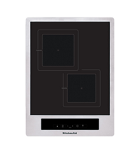 2-Zone Induction Hob
