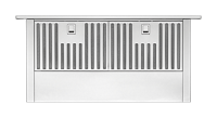 Système de ventilation escamotable à évacuation descendante de 30 po, 600 pi cu/min
