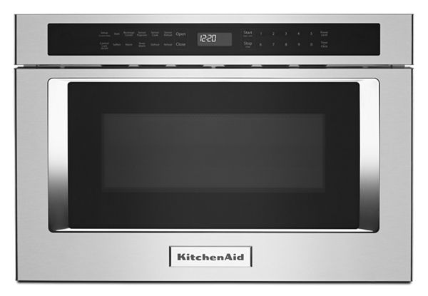 "24"" Under-Counter Microwave Oven Drawer"