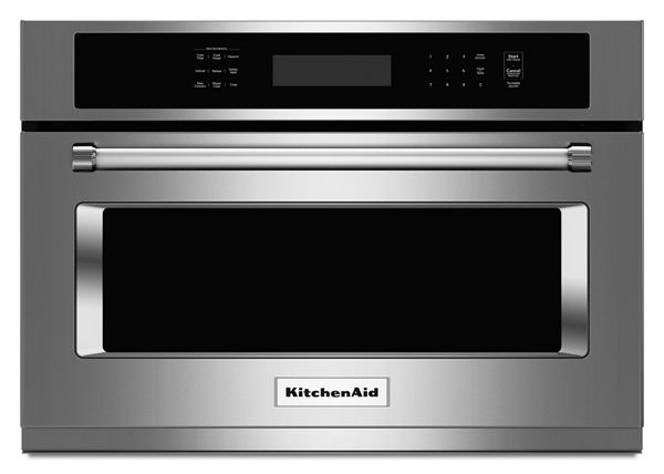 """Image of KitchenAid® 24"""" Built In Microwave Oven with 1000 Watt Cooking"""