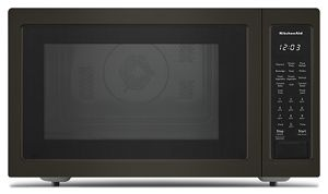 "21 3/4"" Countertop Convection Microwave Oven with PrintShield™ Finish - 1000 Watt"