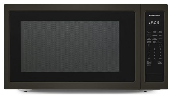 "KitchenAid® 24"" Countertop Microwave Oven with PrintShield™ Finish - 1200 Watt"