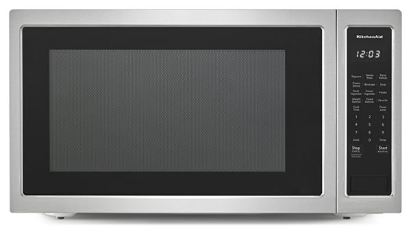 "KitchenAid® 24"" Countertop Microwave Oven - 1200 Watt"