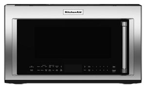 """1200-Watt Convection Microwave with High-Speed Cooking - 30"""""""
