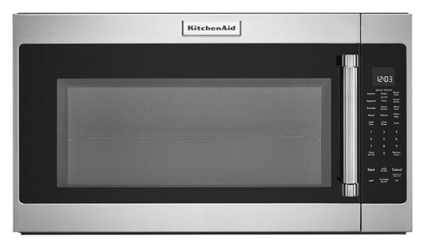 "KitchenAid® 1000-Watt Microwave with 7 Sensor Functions -  30"""