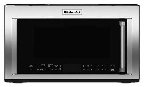Stainless Steel 1000 Watt Convection Microwave With High Sd Cooking 30 Ykmhp519es Kitchenaid