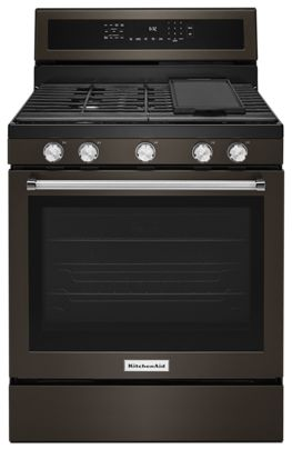 kitchenaid gas range manual