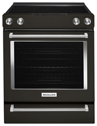 Slide In Gas Electric Ranges Kitchenaid