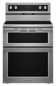 30-Inch 5 elements Electric Double Oven Convection Range