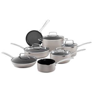 Nonstick Anodized Aluminum Cookware -