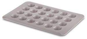 Classic Nonstick 24-Cavity Mini Muffin Pan