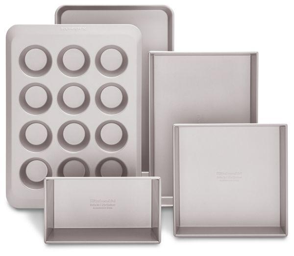 KitchenAid® Classic Nonstick 5-piece Bakeware Set