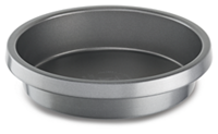 "Professional-Grade Nonstick 9x2"" Round Pan"