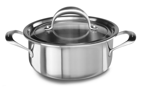 Image of 1.5 QT SAUCEPOT WITH LID
