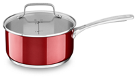 Stainless Steel 3.0 Quart Saucepan with lid