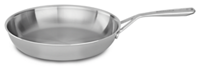 "Tri-Ply Stainless Steel 12"" Skillet"