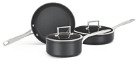 Professional Hard Anodized Nonstick 5-Piece Set