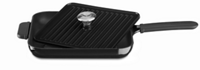 Cast Iron Grill and Panini Press Cookware