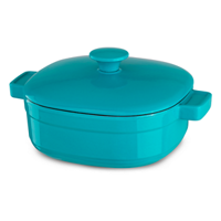 Streamline Cast Iron 4-Quart Casserole Cookware