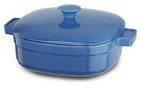 Streamline Cast Iron 4-Quart Casserole Cookware