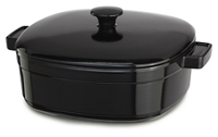 Streamline Cast Iron 6-Quart Casserole Cookware