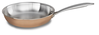 "Tri-Ply Copper 10"" Skillet"