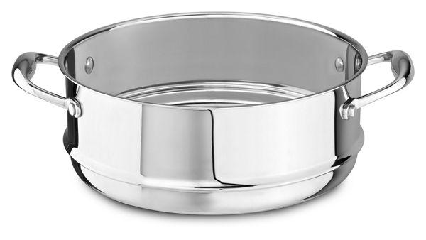 KitchenAid® 18/10 Stainless Steel Steamer Insert