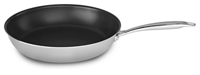 KitchenAid Tri-Ply Stainless Steel 12inches Nonstick Skillet
