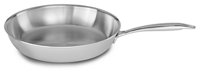 KitchenAid Tri-Ply Stainless Steel 12inches Skillet