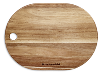 "8"" x 11"" Oblong Acacia Cutting Board"
