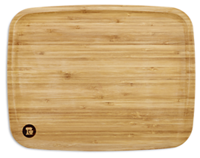 "11"" x 14"" Bamboo Cutting Board"