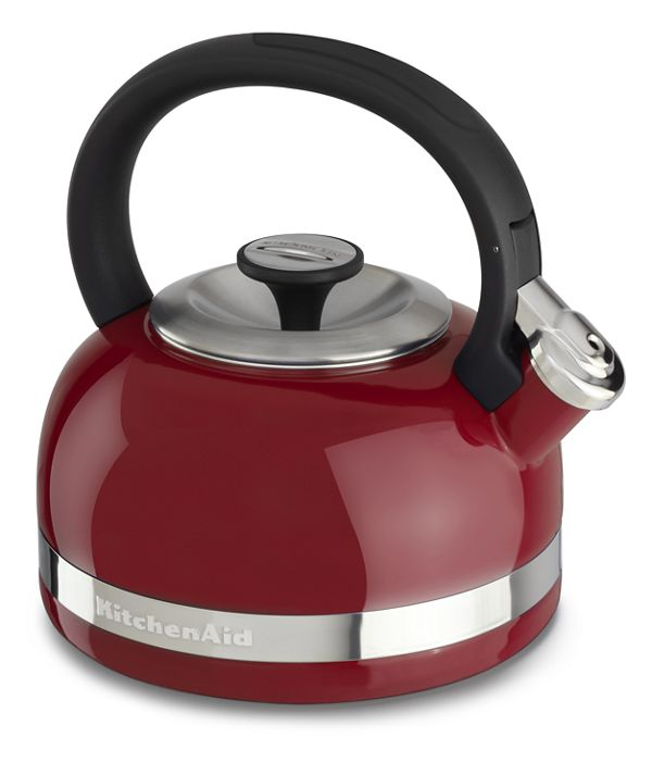 Image of KitchenAid® 2.0-Quart Kettle with Full Handle and Trim Band