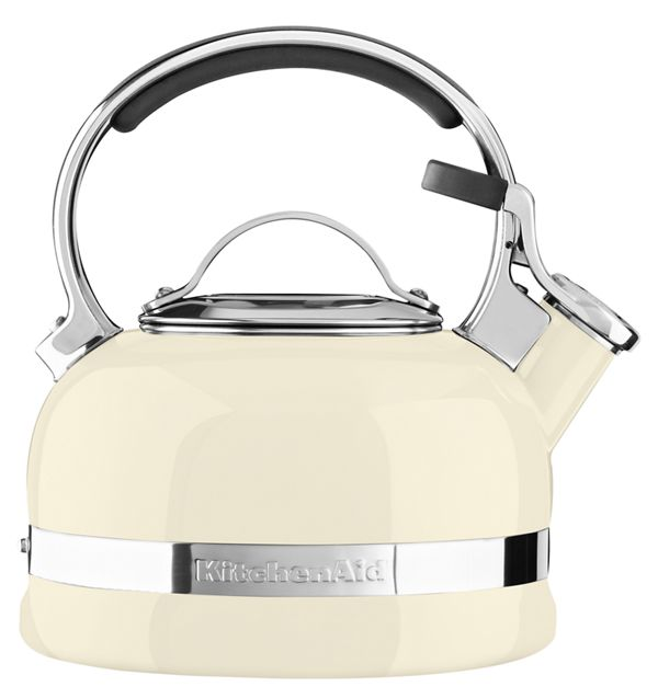 Image of KitchenAid® 2.0-Quart Stove Top Kettle with Full Stainless Steel Handle
