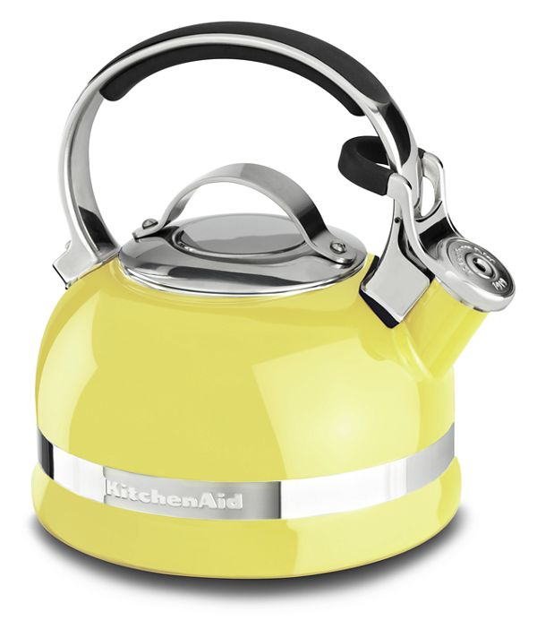 Image of 1.9 L Kettle with Full Stainless Steel Handle and Trim Band