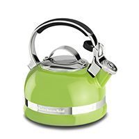 1.9 L Stove-top Kettle with Full Stainless Steel Handle and Trim Band