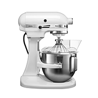 4.8 L Bowl-Lift Stand Mixer-2 Bowls