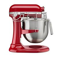 NSF CertifiedCommercial Series 8 Quart Bowl-Lift Stand Mixer with Stainless Steel Bowl Guard