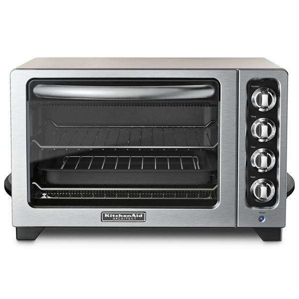 "Image of KitchenAid® 12"" Countertop Oven"