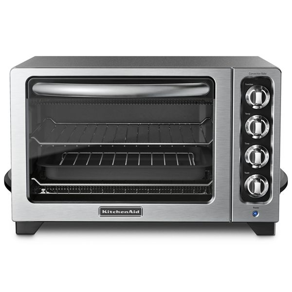 "Image of KitchenAid® 12"" Convection Bake Countertop Oven"