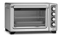Horno Compacto KitchenAid® - Contour Silver