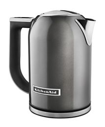 Liquid Graphite 1 7 L Electric Kettle Kek1722qg Kitchenaid