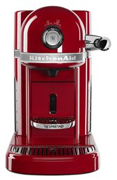 Empire Red Nespresso Espresso Maker By Kitchenaid Kes0503er