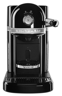 nespresso espresso maker by kitchenaid - Kitchen Aid Coffee Maker