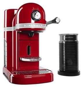 Nespresso® par KitchenAid® avec mousseur de lait