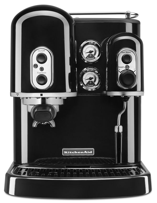 KitchenAid® Pro Line® Series Espresso Maker with Dual Independent Boilers